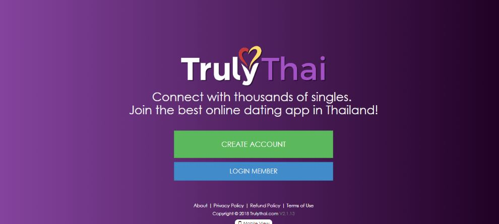 top thailand dating sites